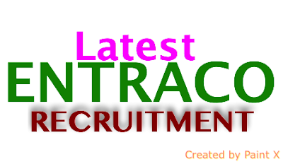 ENTRACO Recruitment Application Form - recruitmentlogin.com