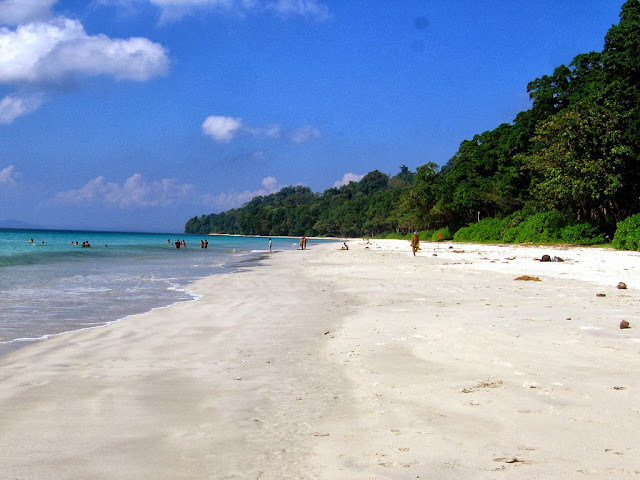Andaman Island Honeymoon Destinations in India