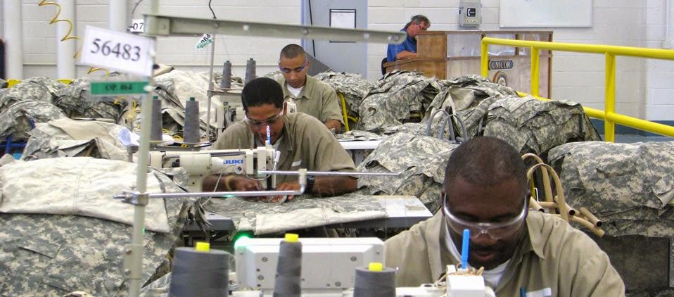 Beyond cheap labor: can prison work programs benefit inmates?