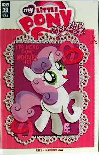 IDW MLP comic #39 Sub cover