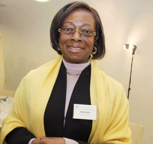 Justice Sophia Akuffo is Ghana's new Chief Justice