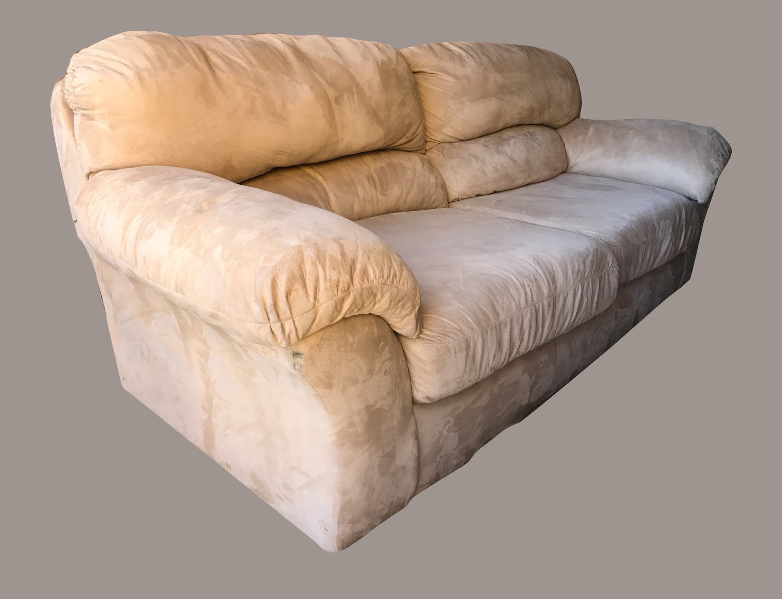Uhuru furniture collectibles beige microfiber sofa - Beiges sofa welche wandfarbe ...