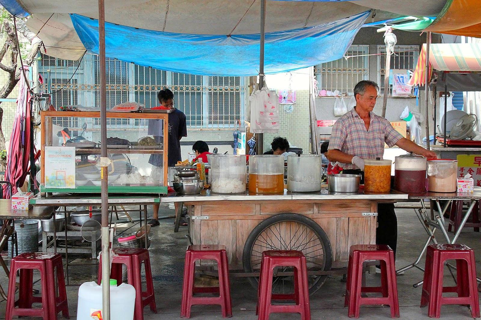 台南六甲媽祖廟剉冰