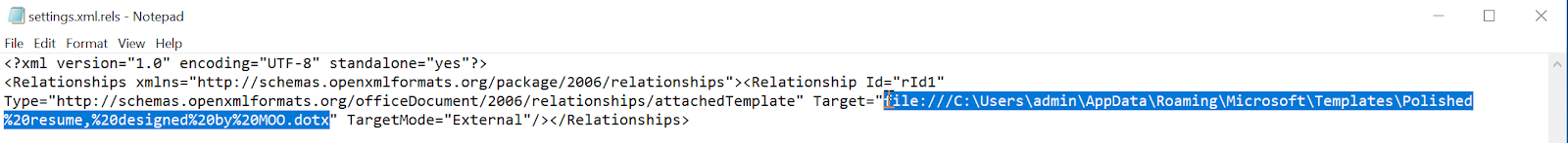Red XOR Blue: Executing Macros From a DOCX With Remote