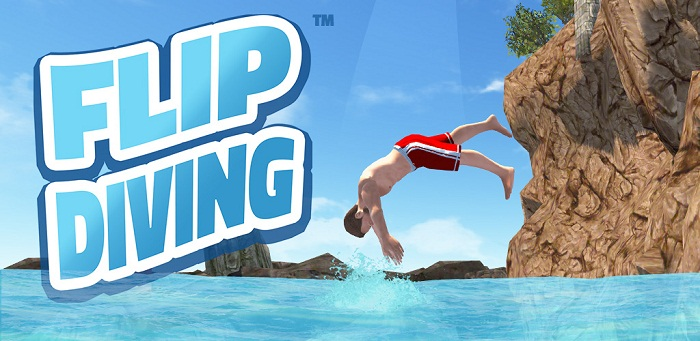 Flip Diving MOD APK [Unlimited Money] Latest Free Download