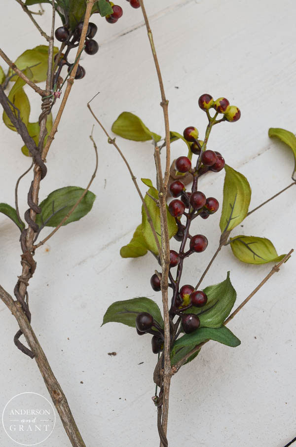 anderson  grant How to Make Realistic DIY Berry Branches