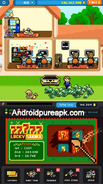 Hit The JACKPOT : Idle Game Apk Download Mod