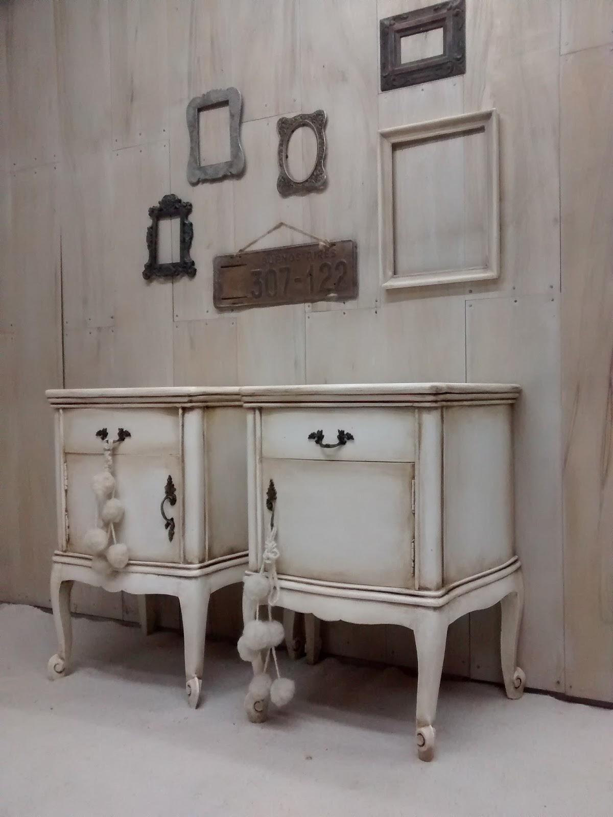 La llave deco muebles en venta - Muebles blanco decapado ...