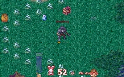 Serenia Fantasy Werewolf Hunt Event