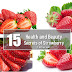 15 Amazing Benefits of Strawberries