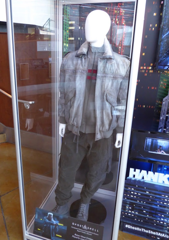 Batou Ghost in the Shell street clothing costume