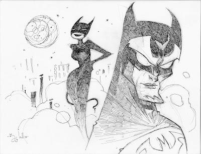 purge theory: 6 batman & catwoman