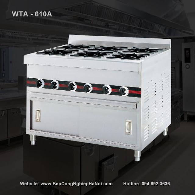 Bếp âu công nghiệp WTA - 610A