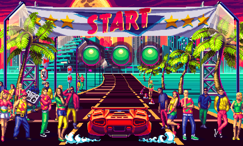 6 More Games and Apps That Explode With Vibrant 80s Flair