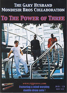 The Gary Husband Mondesir Brothers Collaboration - 2004 - To the Power of Three