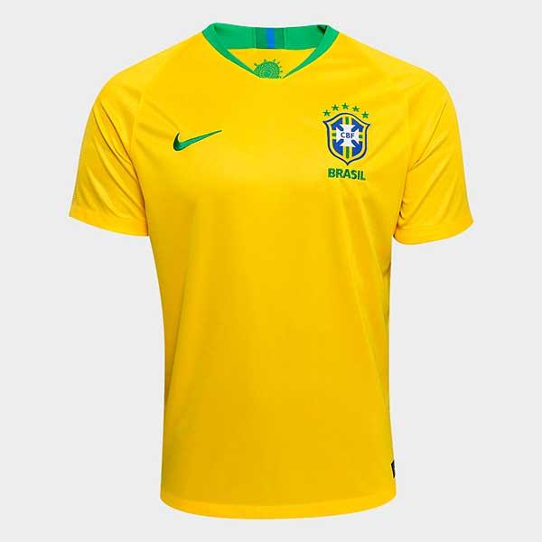 Camiseta Seleção Brasileira 2018