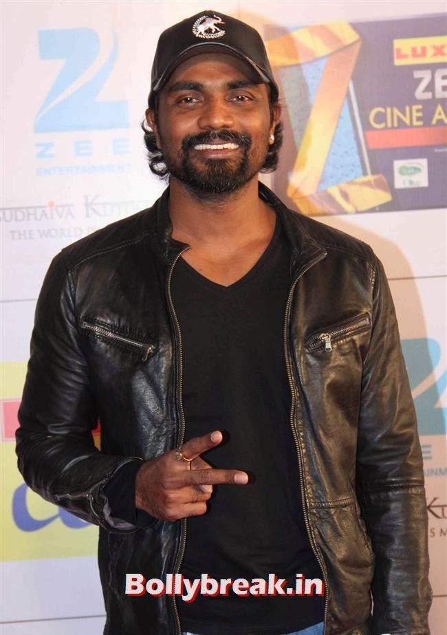 Remo D'Souza, Zee Cine Awards 2014 Red Carpet Pics