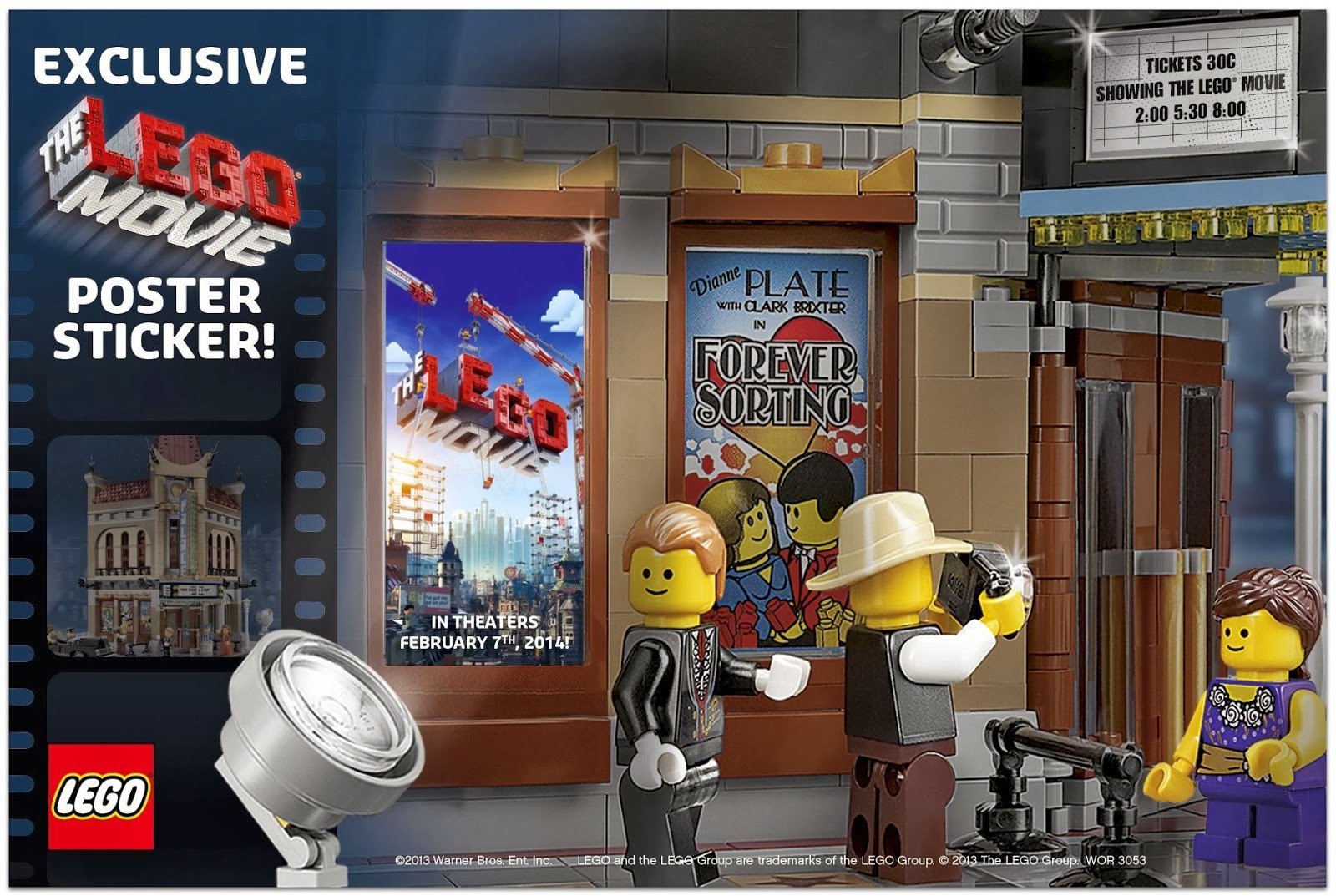 KUMPULAN GAMBAR FILM THE LEGO TERBARU Foto Kartun The Lego Movie