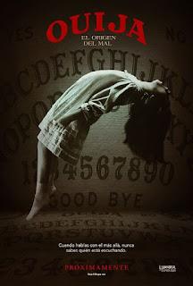 Cartel: Ouija: El origen del mal (2016)