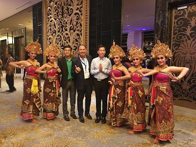 Anugerah Ki Hajar Dewantara 2018 di Bali, Indonesia anjuran SEAMEO