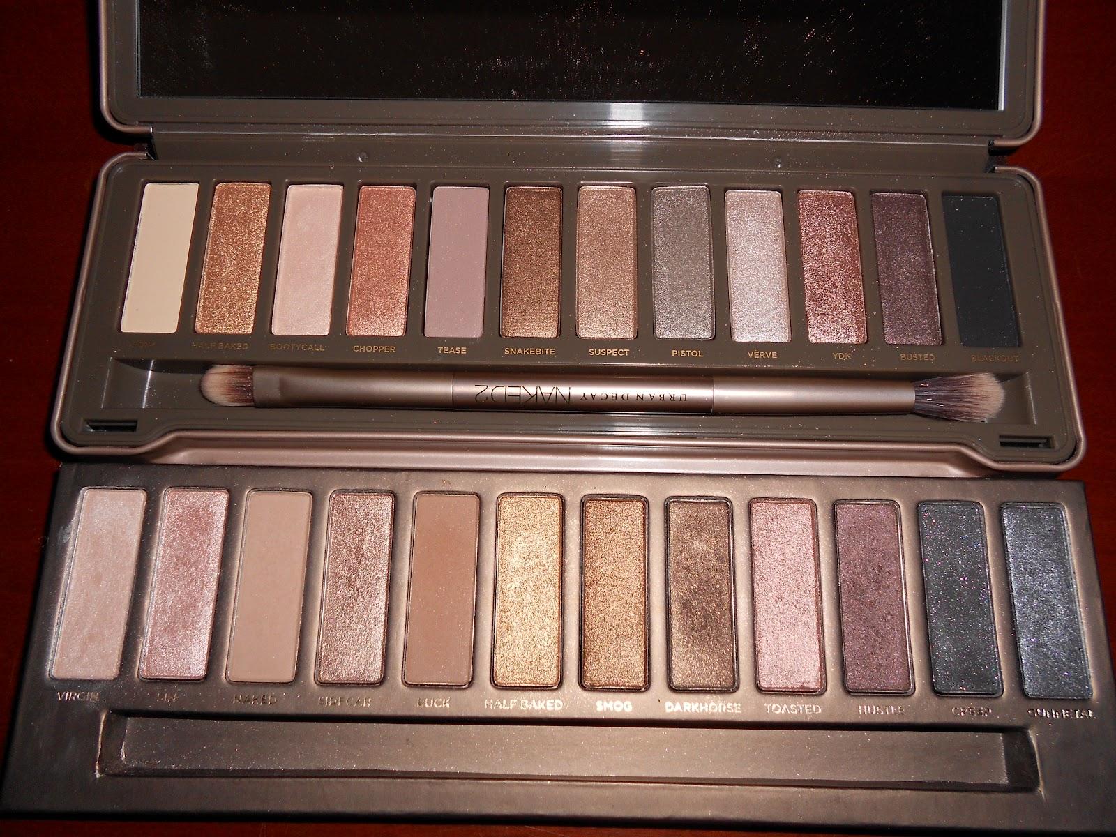 Makeupetc First Impressions Naked 2 Palette-2698