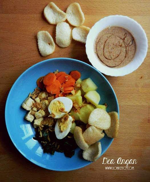 Indonesian Vegetable Salad Recipe