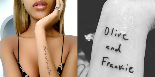 13 Small Celebrity Tattoos That Will Inspire You