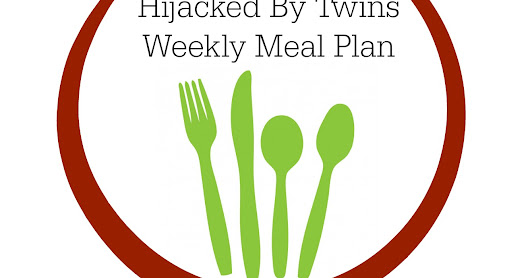 Weekly Meal Plan - #MealPlanningMonday 2018 Week 16