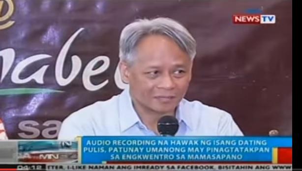 WATCH! Bagong ebidensya na 'audio recording' sa Mamasapano