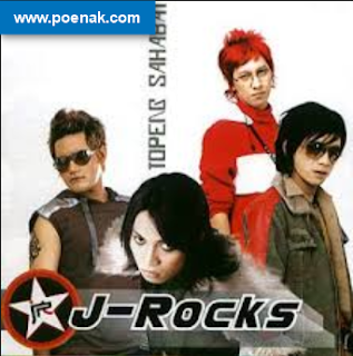 J-Rocks Mp3- Album Topeng Sahabat Full Rar