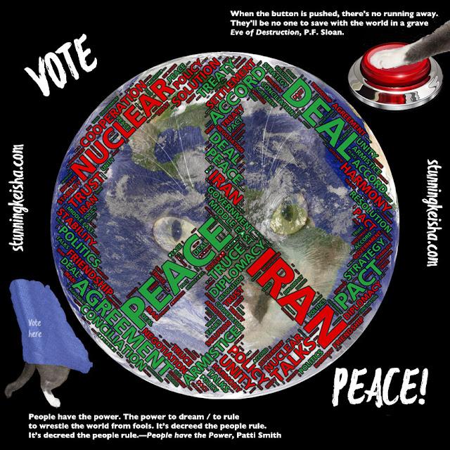 Dona Nobis Pacem—Vote Peace