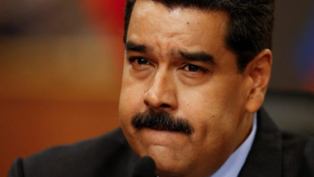"""EEUU sanciona al """"dictador"""" Maduro por ruptura del orden constitucional en Venezuela"""