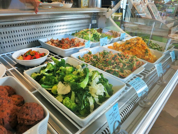 Pure Wholefoods in Manly: Conscious of health, not customers