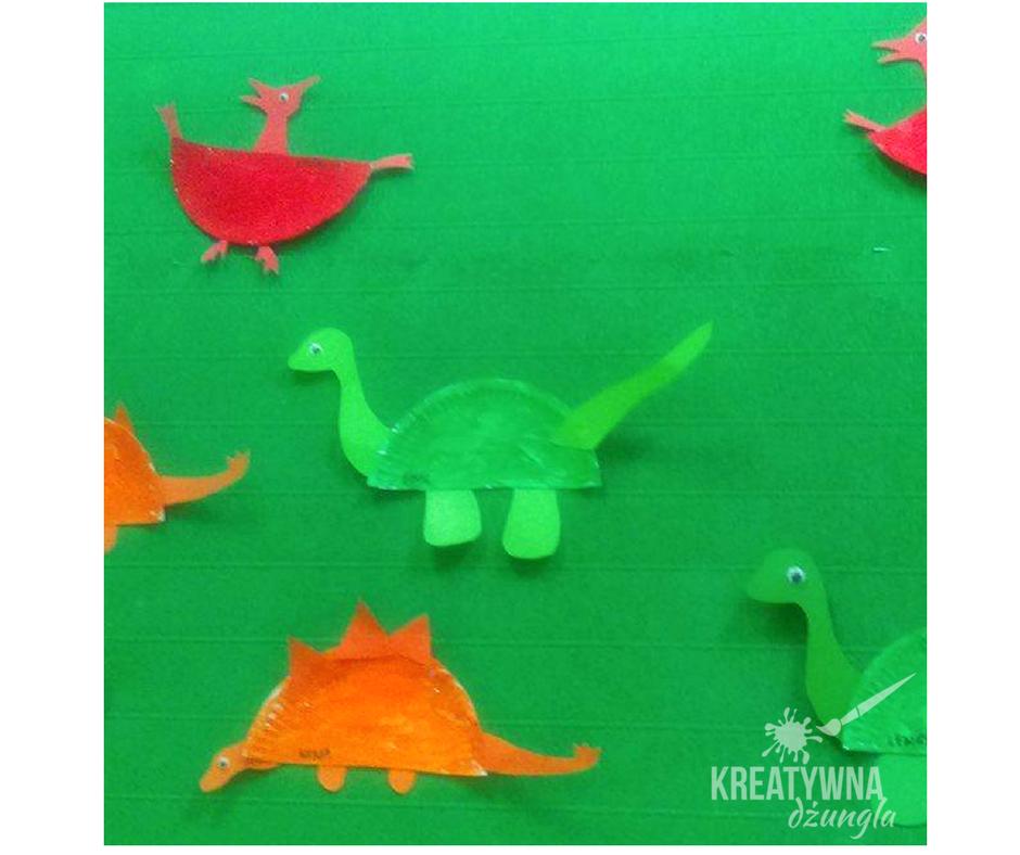 dinozaury przedszkole