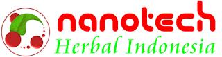 logo nanotech herbal indonesia