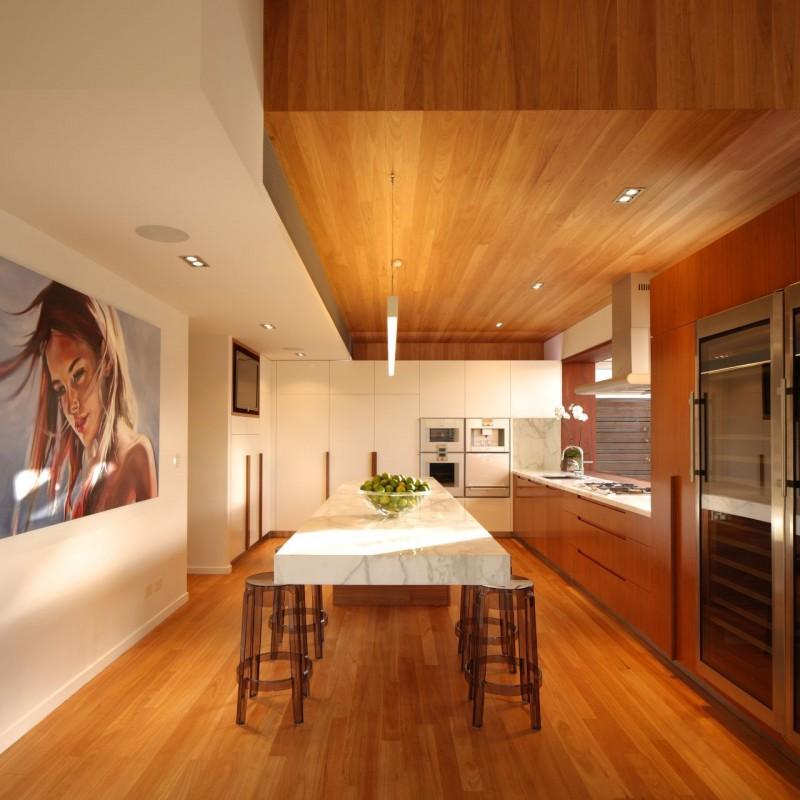 Hogares Frescos: La Casa Contemporánea del Parque en Australia
