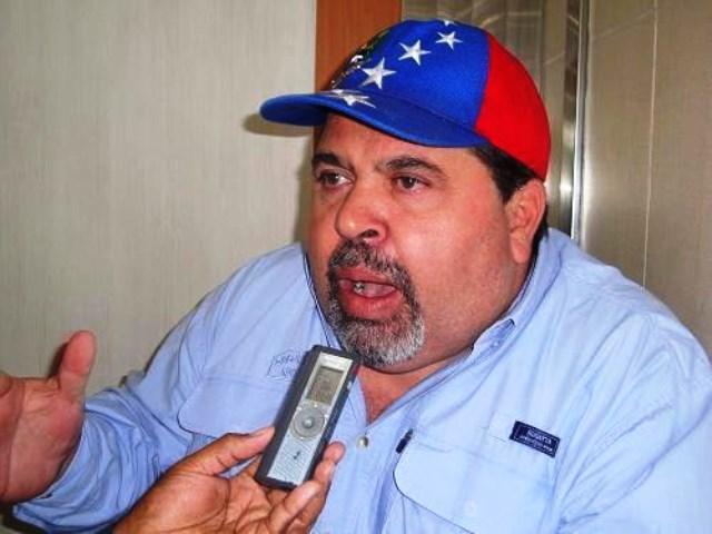 arquitecto Richard Casanova Vicepresidente de la Asamblea Nacional del Colegio de Ingenieros de Venezuela