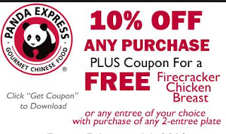 photo regarding Panda Express Printable Coupons titled Panda categorical discount codes bogo - Coupon spartoo 2018