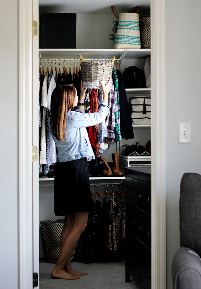 Affordable Master Closet Renovation Ideas