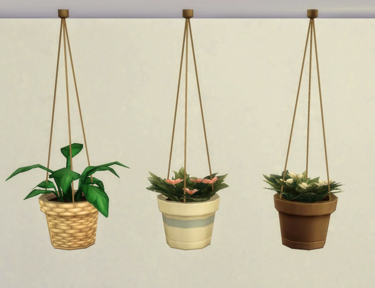 Hanging Chair The Sims 4 Wooden Office Chairs Without Wheels My Blog Modular Plants By Plasticbox
