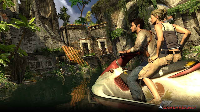 Uncharted Drake's Fortune Gameplay Screenshot 4