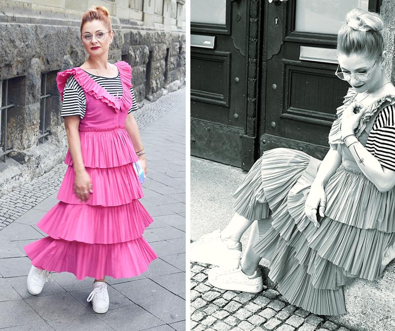 Modetipps für Frauen über 40 und über 30, Outfiinspiration für Frauen