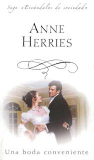 Anne Herries - Una Boda Conveniente