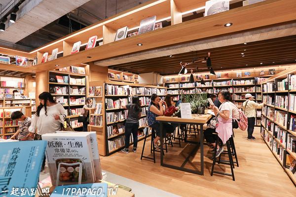 《台中.西屯》蔦屋書店台中市政店-300坪空間融合書店&咖啡