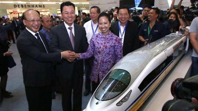 Ternyata China Minta Jaminan Untuk Proyek Kereta Cepat