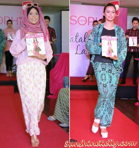 Sophie Paris Catalogue Launch