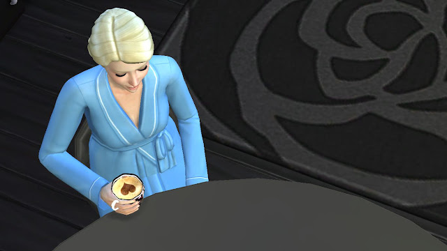 sims 4 classic themed functional tea set