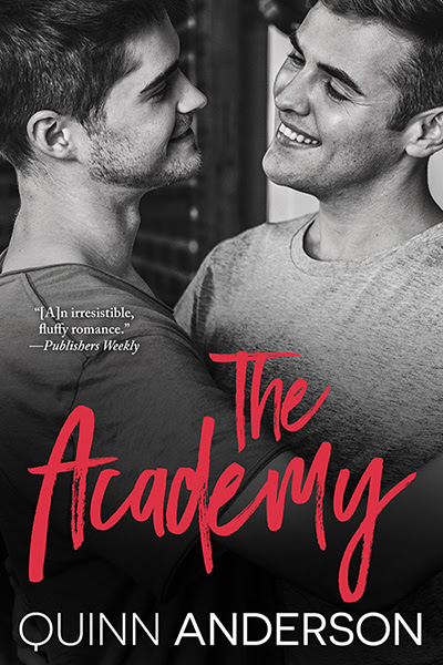 THE ACADEMY by Quinn Anderson Blog Tour