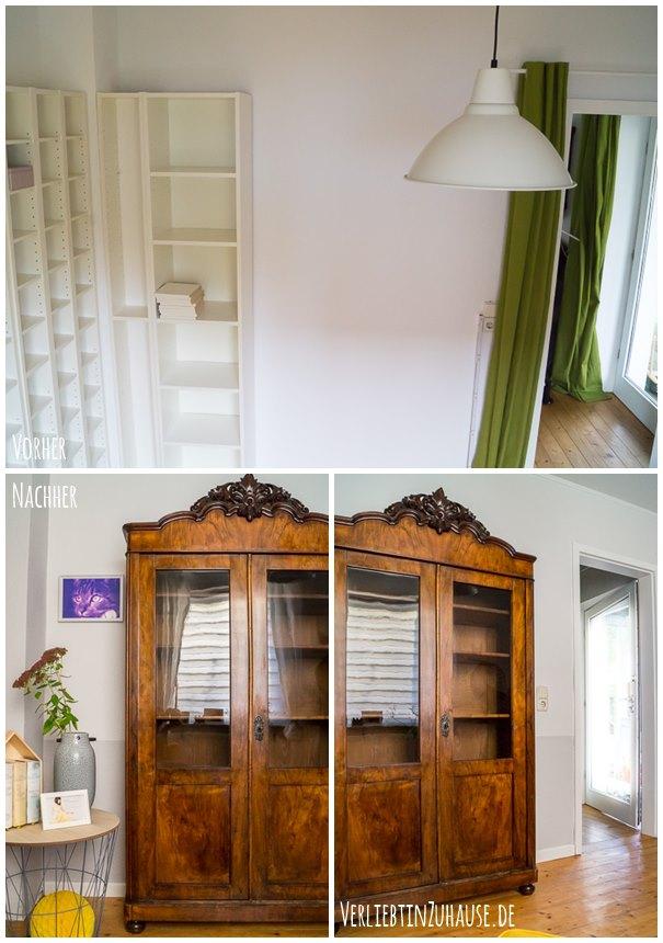 verliebt in zuhause wie ich ein zimmer renovieren und neu gestalten durfte vorher nachher. Black Bedroom Furniture Sets. Home Design Ideas