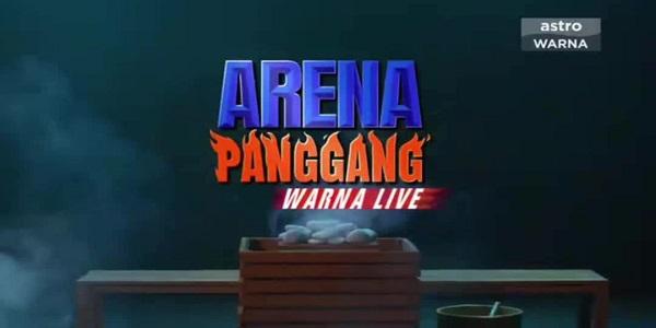 Arena Panggang Warna Live (2018)